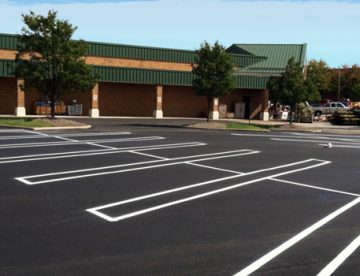 Parking Lot Paving Chesterfield County Virginia - 804-374-9807