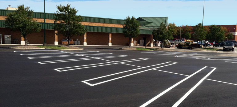 Chesterfield County Parking Lot Repair and Patching